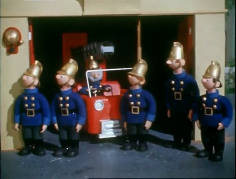broom-drearily-sweeping:  Pugh, Pugh, Barney McGrew, Cuthbert, Dibble, Grubb
