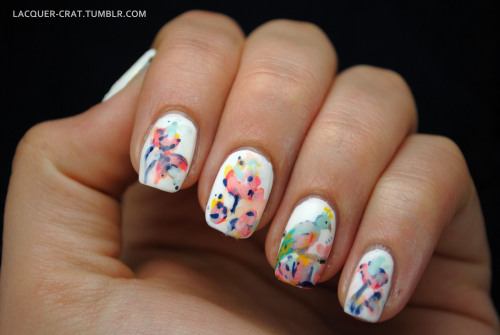 this nailart is amazing