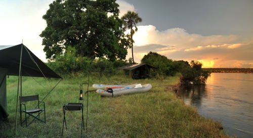 WILD HORIZONS over night zambezi camp,Paul Karnstedt photography,l