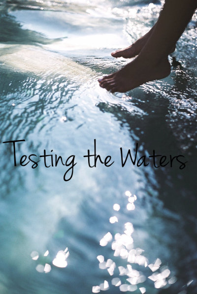 "Testing the Waters""This blog is kind of overdue. The idea for this blog has been lingering in my mind for a while. I've come to realize that every time I notice something about what's going on around me, how things work, or simply learn something new about life, it become a blog. For this one, inspiration came to me in a weird way. Since my first visit home, I had the beginning ideas for this blog. I wondered why it was that people came back home and felt out of place. Why was it, that in this place that I grew up, I was no longer able to feel comfortable. What was it that was changing? It was my way of thinking that was changing. Then I thought to myself, why is it that my way of thinking is changing and not theirs? Well, I moved away and tried something new. I fiddled around. I tested the waters. One of my new friends, a good friend I must add, posted this picture on his tumblr and the title of this blog is a phrase that he uses a lot. As a matter of fact, this friend of mine happens to have a profound love for water, in all of its different forms. So this one, this blog, is to my good friend.""       Those first day jitters. Those blushing moments when your crush tells you he/she likes you back. That feeling you get when they take you out and later, YOUR FIRST KISS!!! Or how about your first day at a new school? Graduation?! Now you're moving in to college. WOW! Time goes by fast doesn't it?! Yeahp it does. Now think back to your first this, your first that. Remember? Those feelings. Anxiety. Nervous. Scared. Frightened. You feel scared because you do not know what to expect and you simply can't seem to pull yourself together. Now bring it back and look back. Silly huh? There was nothing to worry about. Well. There was, it's just that you got used to your environment.      Have you ever jumped into a pool? What does it feel like? As soon as your break the surface, your body is welcomed with a cold shock that wraps around your entire body; gradually, this cold feeling begins to be taken over by a nice and warm feeling of belonging. At one point, you as an individual become comfortable in the water, and later, feel cold when you exit the water.      Enrique, what's the deal with the pool? Well, here's my point. Often times, we freak out and spend so much time doing so before trying something new, that we forget to live in the moment. We get so caught up in the small stuff that we forget to enjoy the great opportunities that are in front of us. I have seen people settle because they were simply scared to get out of their comfort zone and try something new. I have seen people miss out on full ride scholarships to universities outside of their home simply because they were too scared to leave. Look at it like this. In the same way that you go from one environment (Locker Room), and get so comfortable in another (Pool) that your initial environment (Locker Room) is no longer comfortable- you will find your place in the new environment. In the same way that I left to college and got comfortable there, and I no longer find home to be ""home"" anymore, realize that it's all normal. Yes, it might take some getting used to, but eventually, you will find your new niche.      And this doesn't only apply to moving away from home. It applies to anything that you see as new or different than the usual. I recently got a ""talk"" about gay relationships. Me and this guy were talking and he told me he wanted to take baby steps. He told me he didn't wanna rush into it right away. Now, for me, this is different. I've never been the ""take it slow"" kind of guy, but why not give it a go? To this day, with some getting used to, it has proven itself to be the best step for the both of us. This guy, is the same one that I spoke of earlier in my blog. Regardless of who he is, I realized that even though it was a new environment for me, it would eventually be ok. So don't let anxiety or fear hold you back! GET OUT THERE! Do it! TRY NEW THINGS! EXPERIENCE!!!! Don't take anything for granted and be sure to enjoy and savor every minute and moment of life.   -Enrique"
