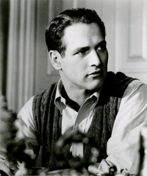 Paul Newman, From The Terrace, 1960