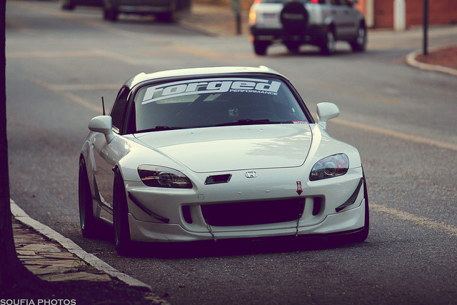 childishkiddjay:  Andrew's S2000 by Nunu2324 on Flickr.