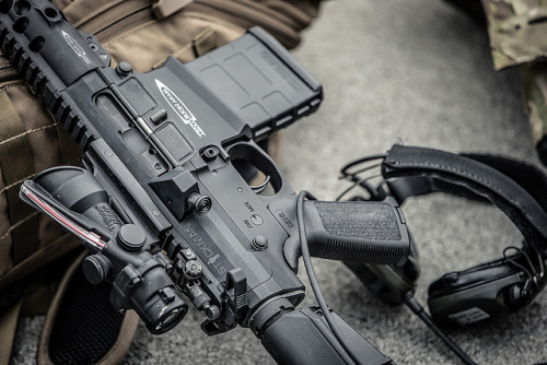 Centurion Arms .308 CMR Rail by stickgunner on Flickr.