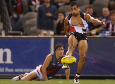 Oh my GOODNESS, footy!Saad.
