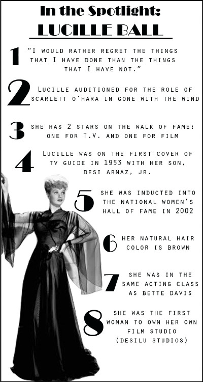 Just a few facts that make her awesome!!