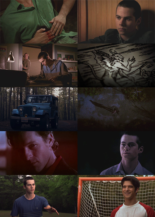 madnessinthespring:  └Teen Wolf AU: Scott dies. Stiles makes a deal. Peter is the Devil.  It's all worth it to see Scott's stupid smiling face again. Ten years is not nearly enough, not when you put it into perspective, but ten years has given him his best friend back. He keeps telling himself that he's not afraid but he knows that his days are numbered and that fills him with all the fear in the world. All he can do is keep looking at Scott and reminding himself that it was his fault and he had to make it right.