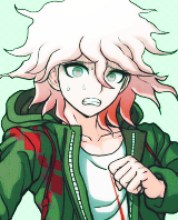bareki:  Super High-school Level Good Luck - Nagito Komaeda