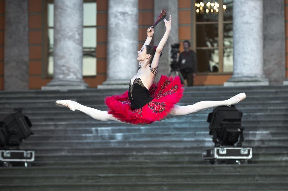 balletish:  Maria Kochetkova