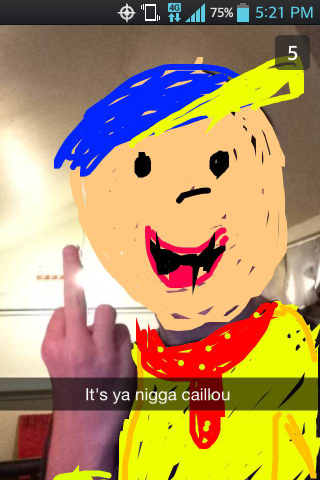 allmonds:  Dont ever snapchat me again