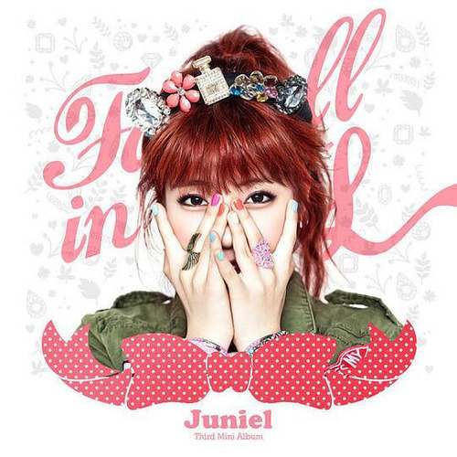 A better preview of Juniel's upcoming album! cr: kor_celebrities