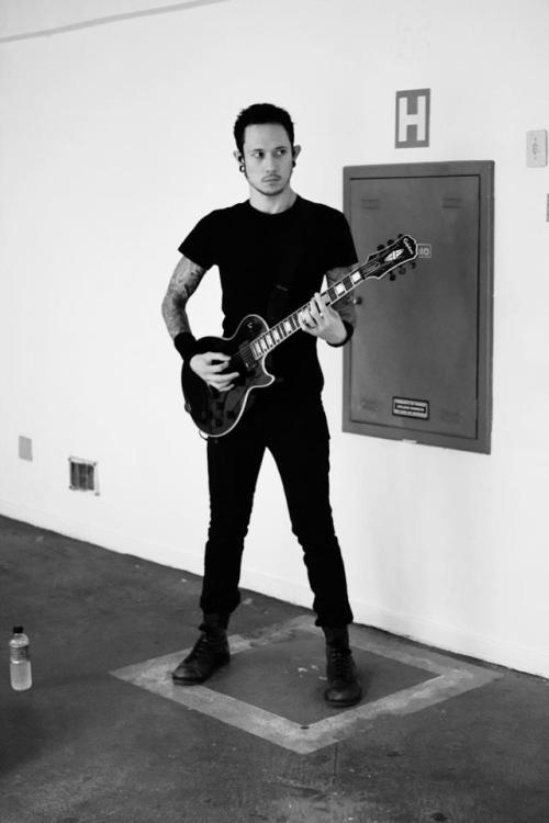 Matt Heafy -Trivium (Vocal and Guitar)
