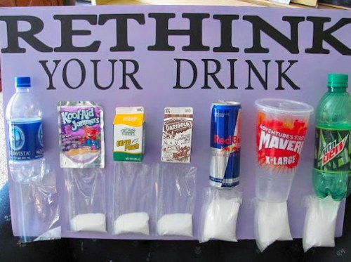 honey-almonds:  queenoffitness:  REALITY CHECK!!!  That's why I only drink water! And some tea.  I love this post with a passion.