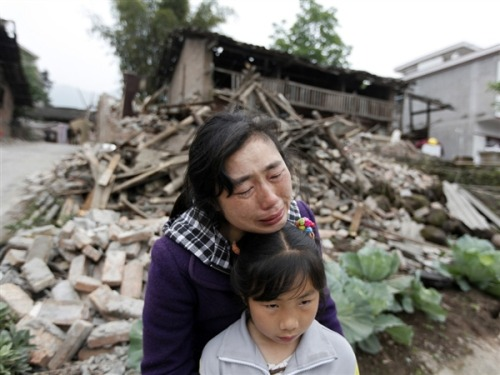 Rescuers struggle to reach China quake zone after hundreds killed, thousands injured (Photo: Jason Lee / Reuters) LUSHAN, China - Rescuers struggled to reach a remote corner of southwestern China on Sunday as the toll of the dead and missing from the country's worst earthquake in three years climbed to 203 with more than 11,000 injured. Read the complete story.