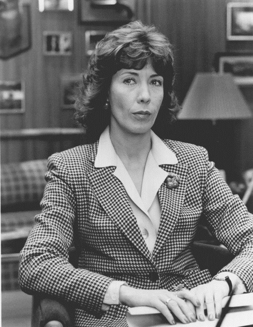 Lily Tomlin is judging you