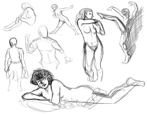 Ok so I found this great website for gesture 'classes' and OMG Going to do this everyday YEESS  Also these are terrible but its ONLY UP FROM HERE