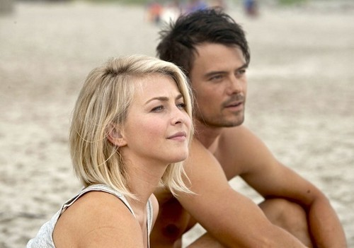Celebrate Safe Haven with some spa time. Click here to enter our giveaway! (Image via monicalynn911.tumblr.com)