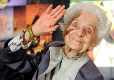 Badass Scientist of the Week: Rita Levi-Montalcini Rita Levi-Montalcini (1909—) is a Jewish Italian neuroscientist and Nobel Prize laureate, born in Turin on 22nd April, 1909. At age of 20, she decided that she would like to study medicine, defying her traditionalist father's views on women. She graduated in 1936 with a summa cum laude degree in medicine and surgery, opting to stay on afterwards to specialise in neurobiology and psychiatry. Unfortunately, World War Two was on the horizon and Mussolini issued the Manifesto per la Difesa della Razza (Manifesto in the Defence of Race) in the same year, prohibiting Jewish Italian citizens from entering higher education or professional careers. Undeterred, she set up a laboratory in her bedroom studying the growth of nerve fibres in chicken embryos. In 1941, heavy bombing of Turin forced her to move her laboratory out of the city and into a small cottage in the countryside, where she continued for another two years. In 1943, during the German occupation of Italy, she and her family were forced to flee Turin completely and head to Florence, where she stayed until the end of the war, working as a physician. After the war, she was offered a post at the University of Washington, where she stayed for 30 years. In 1952 she discovered Nerve Growth Factor (NGF), for which she received the 1986 Nobel Prize. Today, at 103 years old, she is still active in the field of neurobiology and works at the European Brain Research Institute in Rome, as well as running the science education centre for African women she founded in 1992, and is an active senator of the Italian parliament. She attributes her age to daily doses of NGF, which she takes in the form of eye drops. She is the only Nobel Prize laureate to reach 100 years old. Guest article written by Stephen (apoptotica.tumblr.com)