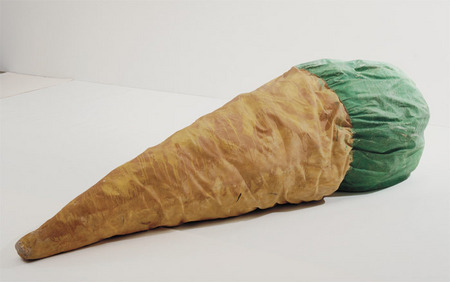Claes Oldenburg, Floor Cone, 1962