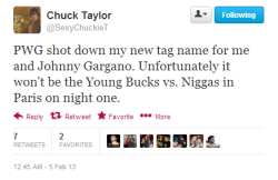 And THIS is why I love Chuck Taylor.