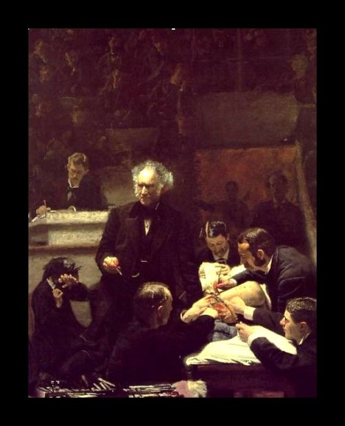 The Gross Clinic, by Thomas Eakins