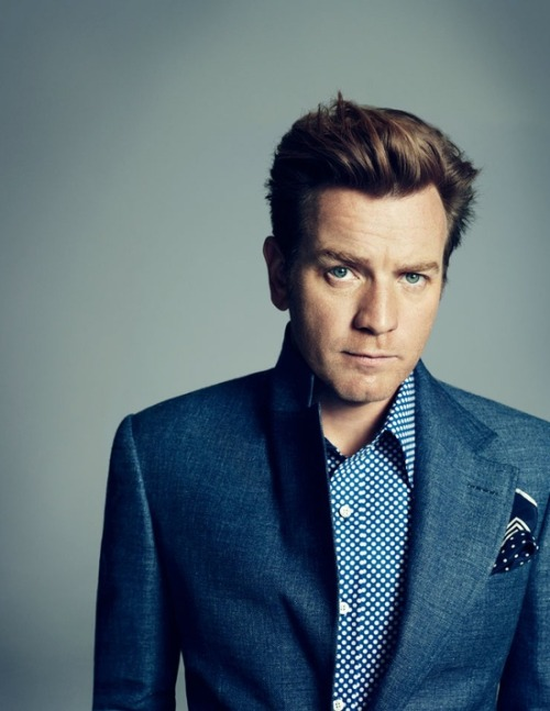 Oh, Ewan. You're just a little clothes hanger. But your hair. Your goddamn hair.