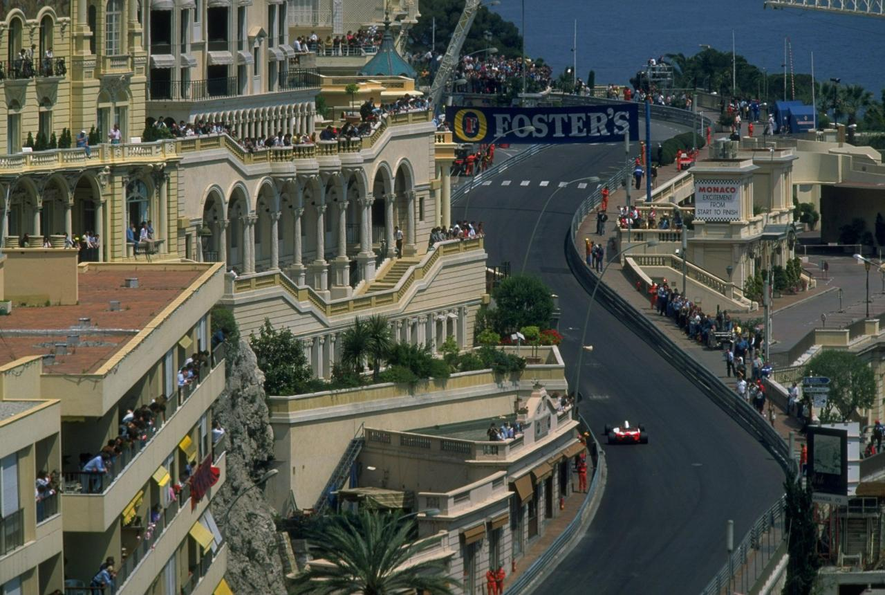 Monaco GP this Weekend Whoo hooo!View Post