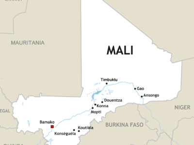 After Two Weeks of Fighting, MSF Continues to Work in Nothern Mali Two weeks after military operations began in northern Mali, Doctors Without Borders/Médecins Sans Frontières (MSF) continues to work in the regions of Mopti, Gao, and Timbuktu. In addition, on the morning of January 24, a small MSF medical team managed to reach Konna, a town located 70 kilometers north of Mopti, in the pivotal area between Mali's northern and southern sectors, where there has been intense fighting over the past week. Furthermore, nearly 6,000 new Malian refugees were registered in Mauritania, Niger, and Burkina Faso. Questions of Access A four-person MSF medical team composed of two doctors and two nurses left Mopti early on January 24 and managed to reach Konna later that morning. For the last several days MSF unsuccessfully sought authorization to enter the town.Now that access has been permitted, the team is assessing the medical and humanitarian needs in the area. They also visited the Konna health center, finding upon their arrival that there were no medical staff members or patients in the town's health care facilities. MSF team members therefore began providing primary health care consultations and organized mobile clinics to address the health needs of people in the area. In the coming days, as the assessments continue, MSF will be able to provide additional support to the Konna health center.