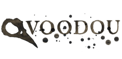 Logotype for copywriter Anna Sager. She does word voodou.