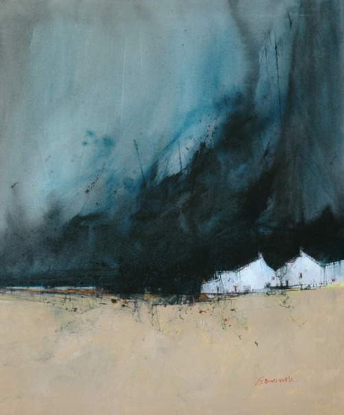 darksilenceinsuburbia:  James Sommerville. Storm Cloud. Blog