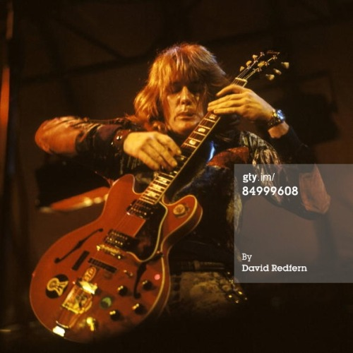 gettyimagesarchive:  Singer Alvin Lee of the rock band 10 Years After dies at 68.