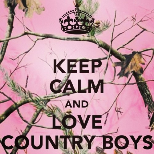 backwoods-cheerleader:  👑 #keep #calm #and #love #country #boys 💕👏😍  Love love love ❤❤