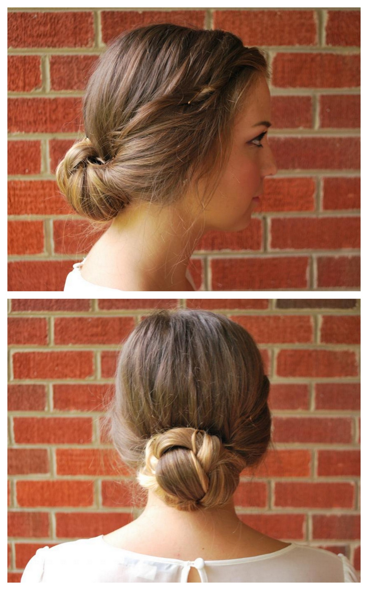 5 Minute Hairstyle Tutorials