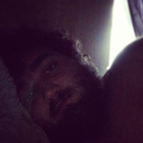 e-rock-the-world:  So tired #sleepycubissleepy  (at my bed)  Instagram: ERockTheWorldKik: ERockTheWorldTwitter:ERockTheworld24