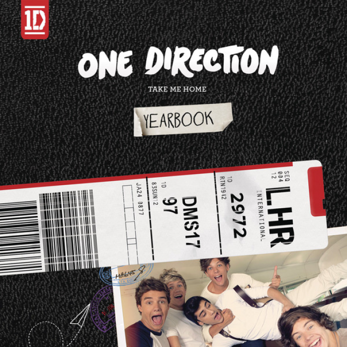 #one direction #take me home