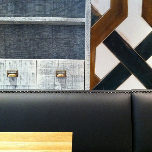 Sneak peek of #tabule restaurant by #commute home opening soon at 810 Queen Street East
