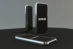 How cool is this Delorian Motor Company iPhone Case? ….