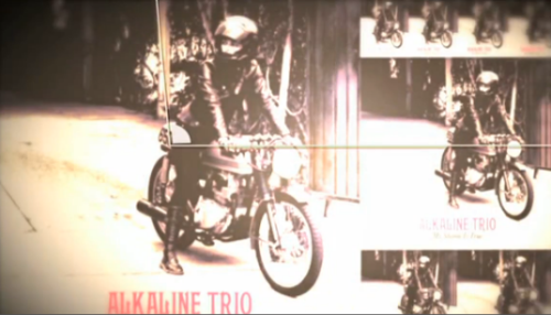 "It's been almost 15 years since Alkaline Trio released their debut studio album, and that time spent together has refined the band's chemistry. In their new video for ""I, Pessimist,"" the band offers a revealing look into the studio as they rehearse and record the track."