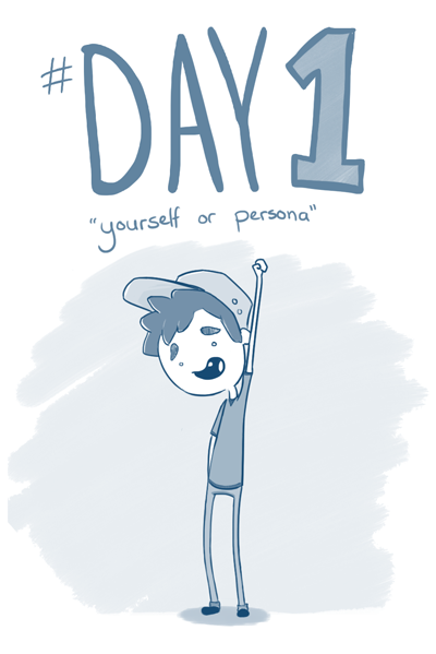"thespudbunch:  Jackson - Day 1 ""Yourself or Persona"""