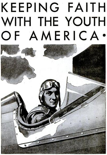 Popular Aviation 1931 Vol. 8, No. 1