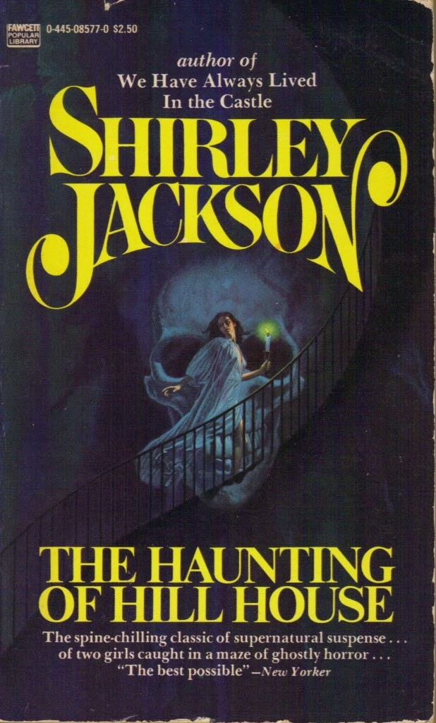 toomuchhorrorfiction:  Shirley Jackson paperbacks, Popular Popular Library, 1970s