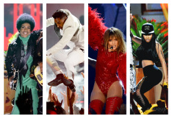 2013 Billboard Music Awards: Prince Still Rockin', Miguel Crotch Slams Fan, JLo Sizzles [VIDEO] 2013 Billboard Music Awards most notable moments: Prince with his all girl band; Miguel almost breaking a fan's neck, Nicki Minaj giving Lil Wayne a lap dance, and JLo's red hot ensemble.