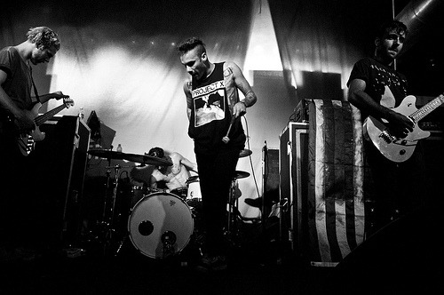xstillcold:  Letlive by Alexandra bandow on Flickr.  so good live
