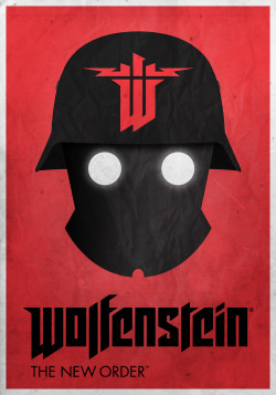 Wolfenstein - The New Order (fan art) by ~Caparzofpc