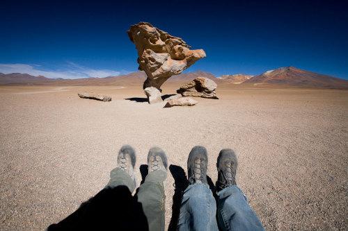 Arbol de Piedra, Bolivia.