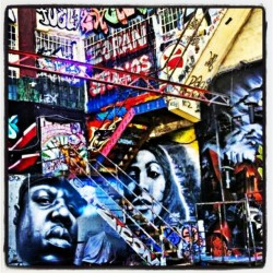 Off the wall… #graffiti #streetart #urban #art #artwork #artlife #notoriousbig