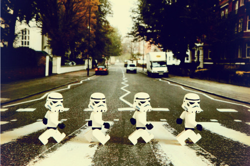 thekhooll:  Abbey Road By inFocus
