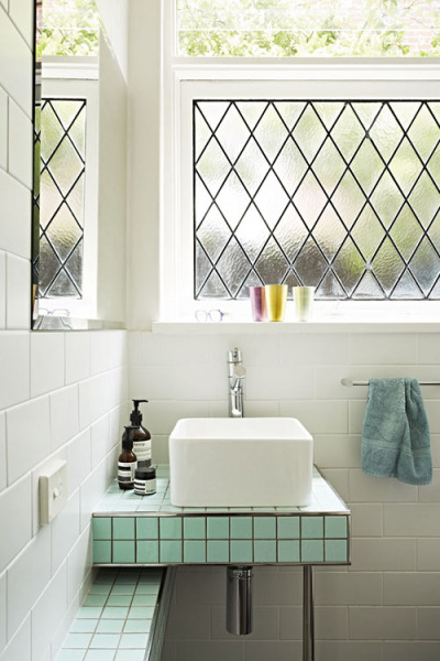 myidealhome:   pastel tiles (via interiorsporn: via design sponge)