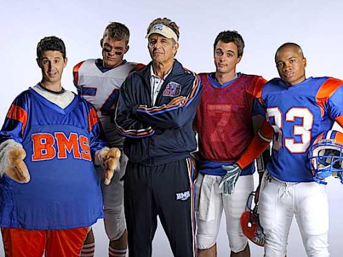 brownietown:  Currently filling in all my free time. Blue Mountain State.