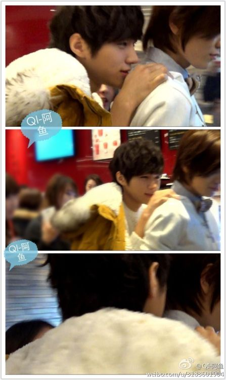 lkimbiased:  MyungJong moments~