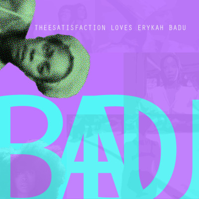 THEESatisfaction loves Erykah Badu. Do you? Cop the new mixtape for free over at their bandcamp.